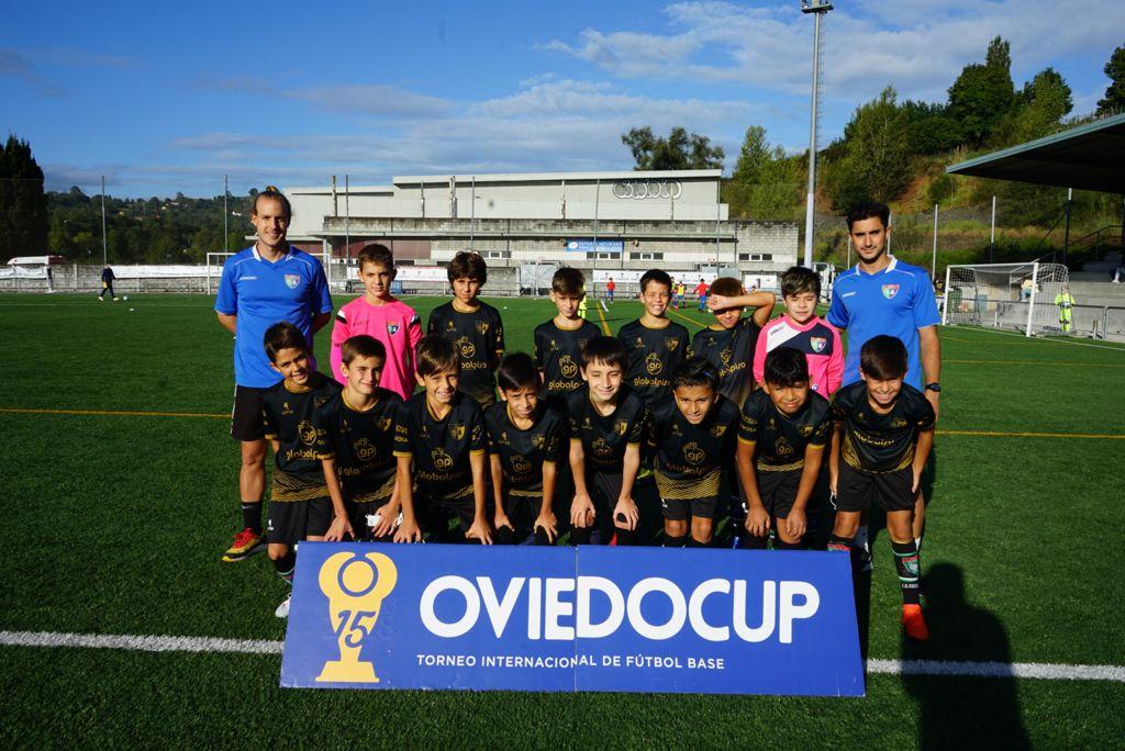 Viajes EDM | El Alevín A de F7 disfrutó de la Oviedo Cup