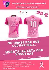 EDM contra el cáncer de mama