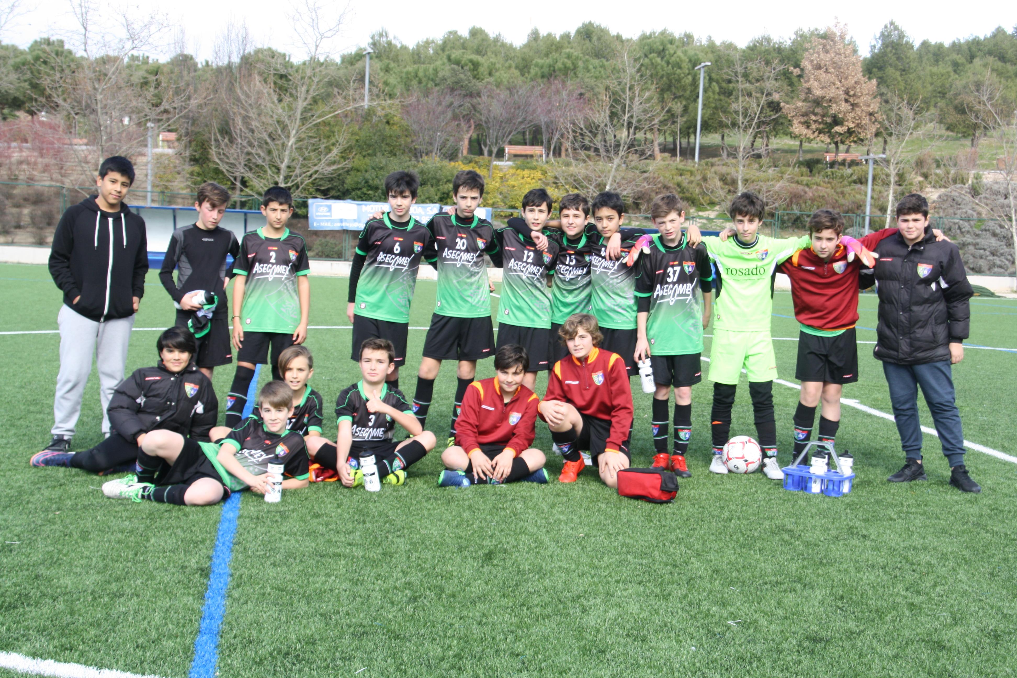 Fotos del partido Infantil E 0-3 ED Inter España