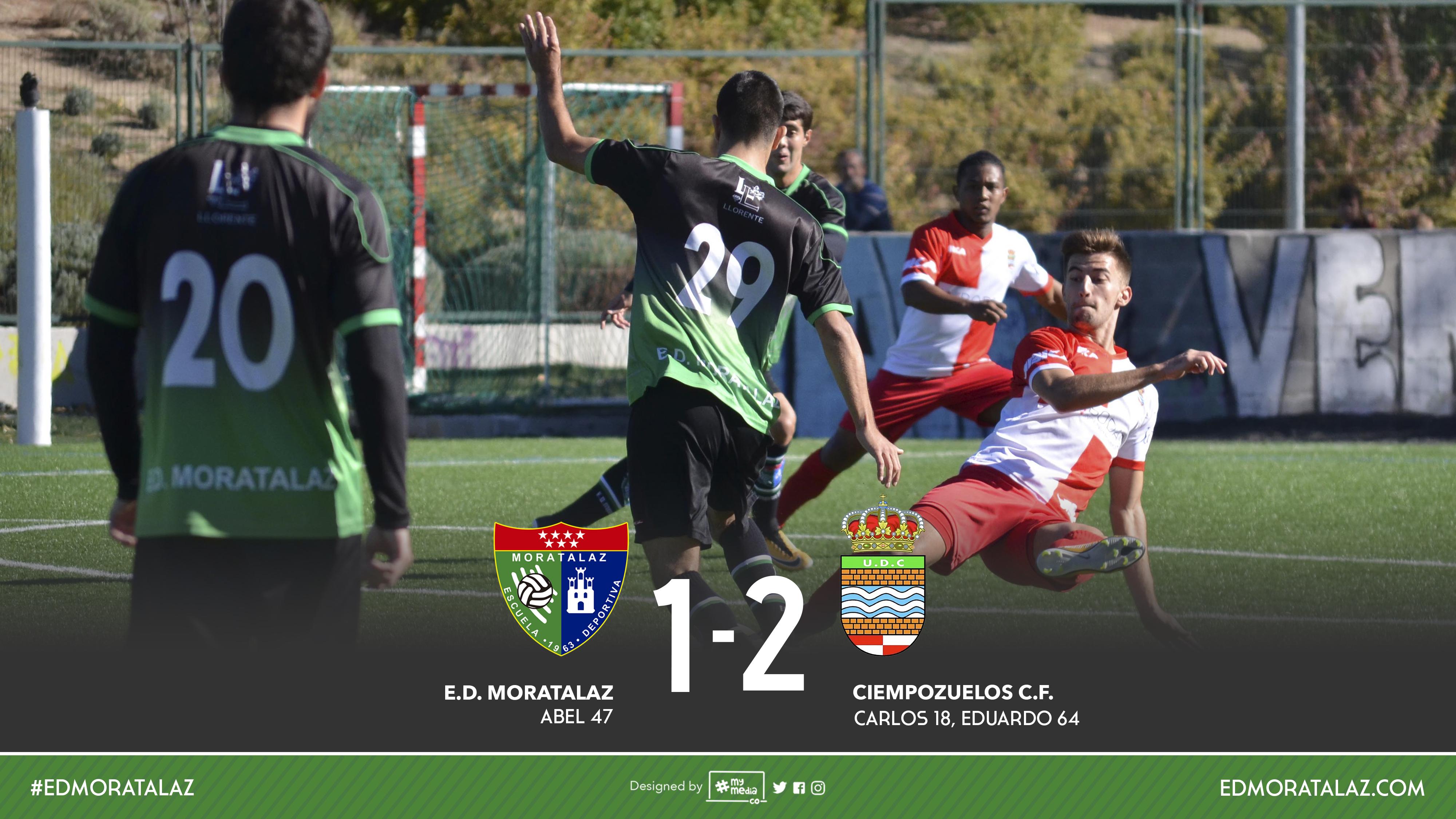Fotos y vídeo resumen del partido Primer Equipo 1-2 UD Ciempozuelos