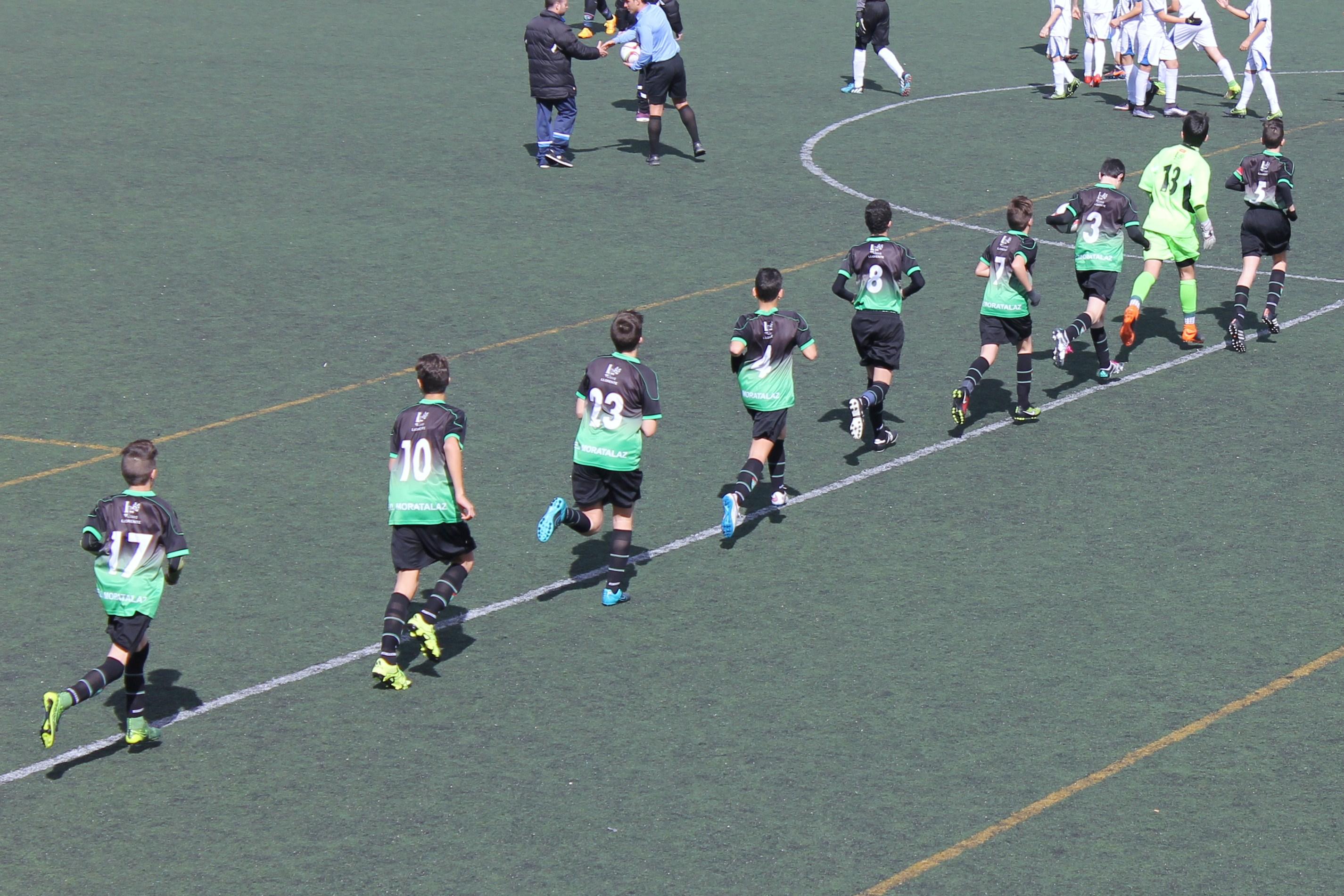 Fotos del partido de liga EDM Infantil A 1 – 3 CD San Fernando A