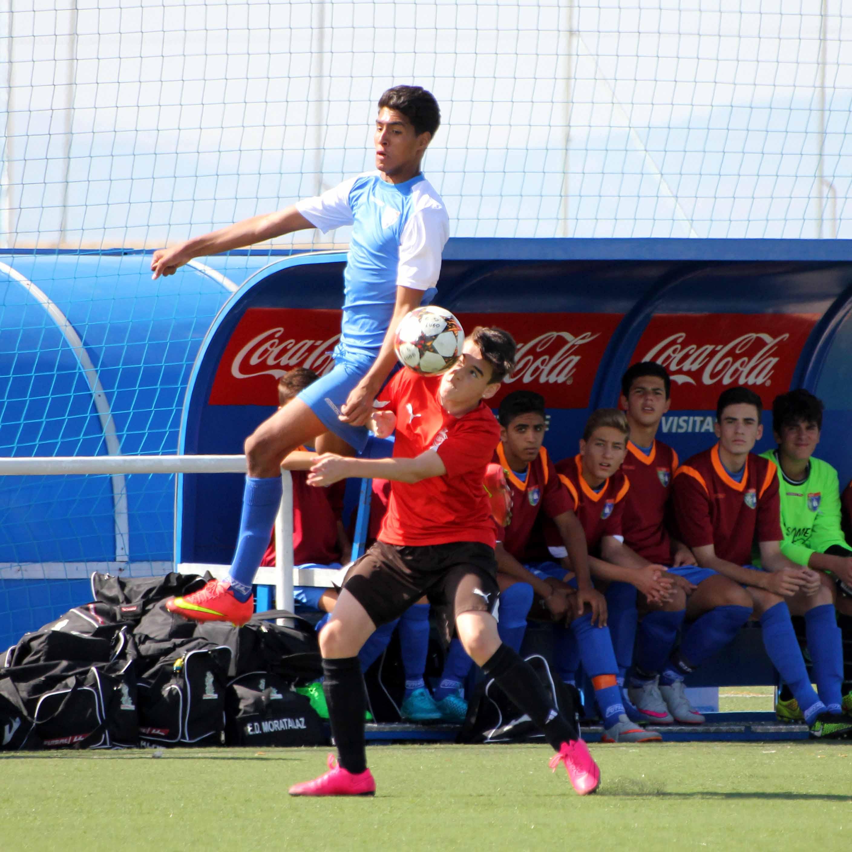 El Cadete A solo pierde ante el Real Madrid y queda tercero en el torneo Juanito