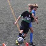 Fotos del partido amistoso Villa Rosa B - EDM Cadete C