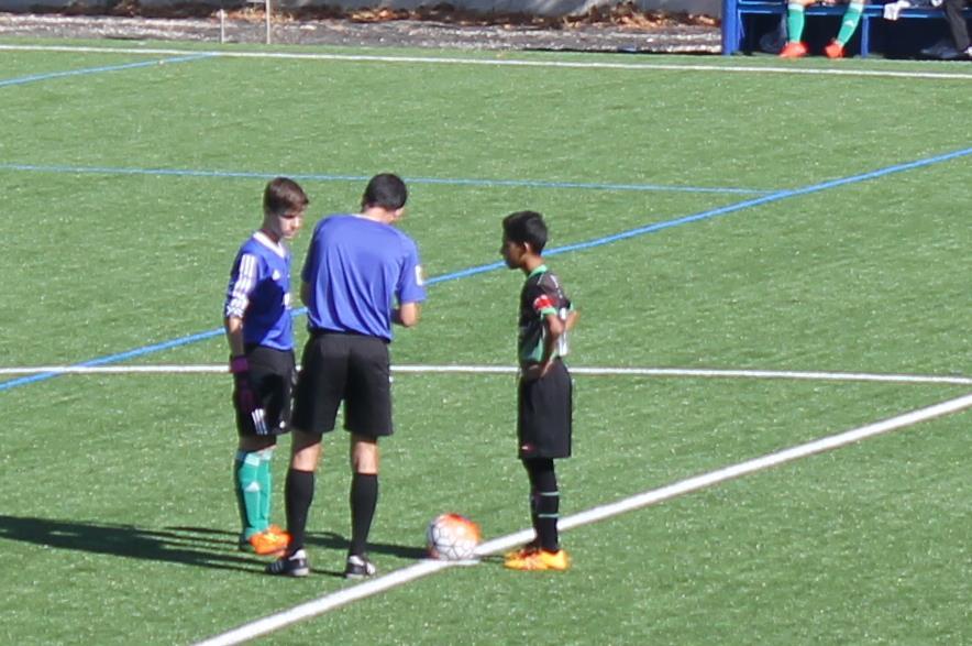 Fotos del partido de liga EDM Cadete C 1 – 2 AFE B