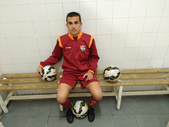Entrevista con Jonathan Velasco, jugador con más temporadas en la EDM