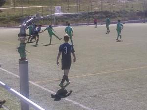 Foto del partido de liga Sporting Hortaleza - EDM Cadete B