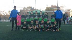Benjamín A torneo Rayo Alcobendas