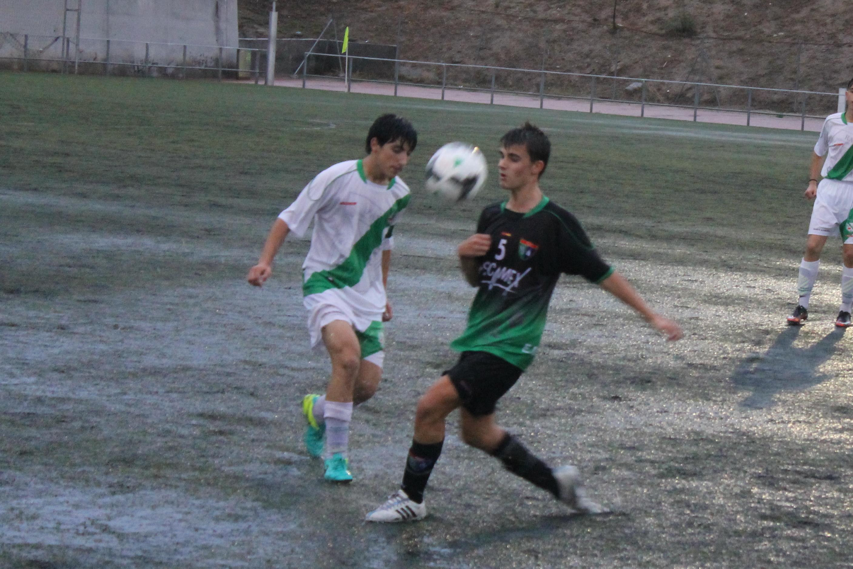 Fotos del partido Rayo Alcobendas C 6 – 3 EDM Cadete C