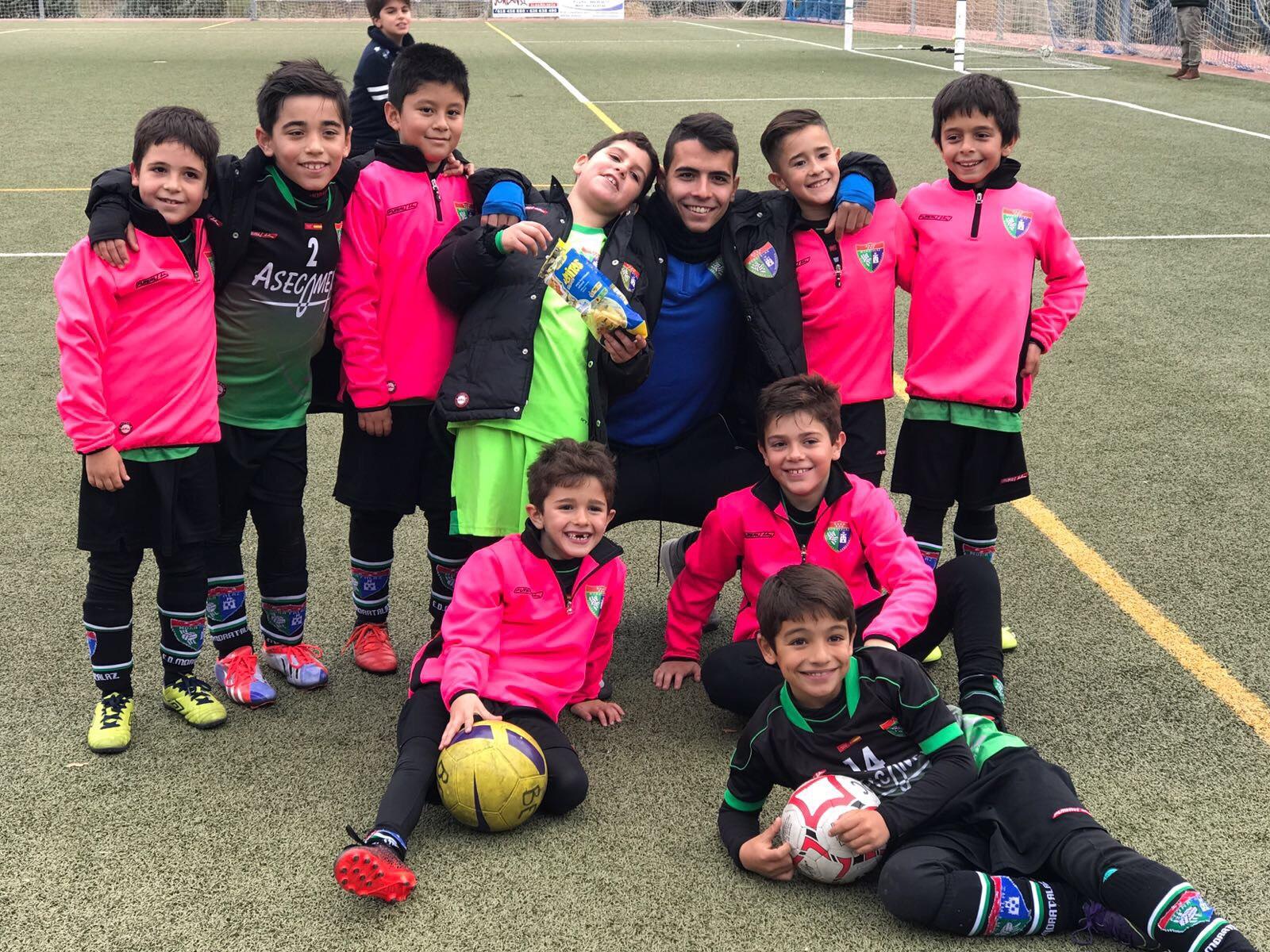 Resultados de la EDM en el Torneo de Villamantilla, Vereda de Ganapanes y Moratalaz del Puente de Diciembre