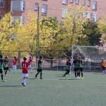 Fotos del partido de liga EDM Alevín B - ADepo Palomeras B