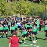 Foto del partido EDM Infantil B - EMF Villarejo