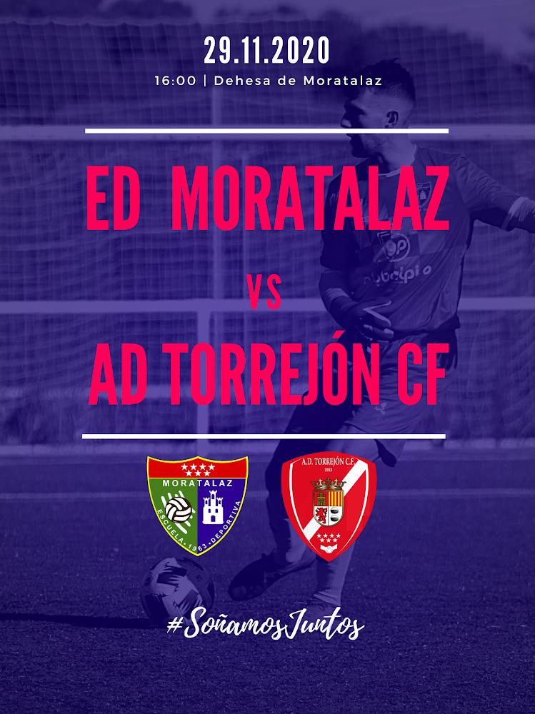 Previa | Primer Equipo – AD Torrejón