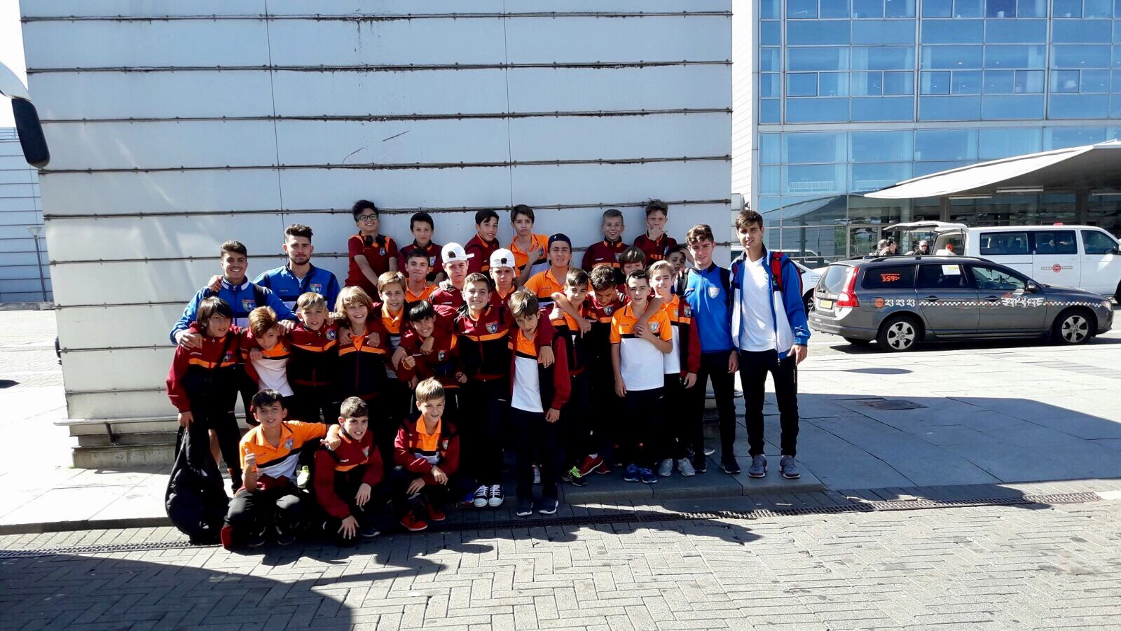 Infantil C y Alevín C disputarán un Torneo en Copenhague