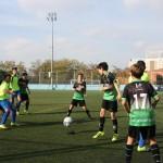 Fotos CD Escuela Breogán A 0-2 Infantil E