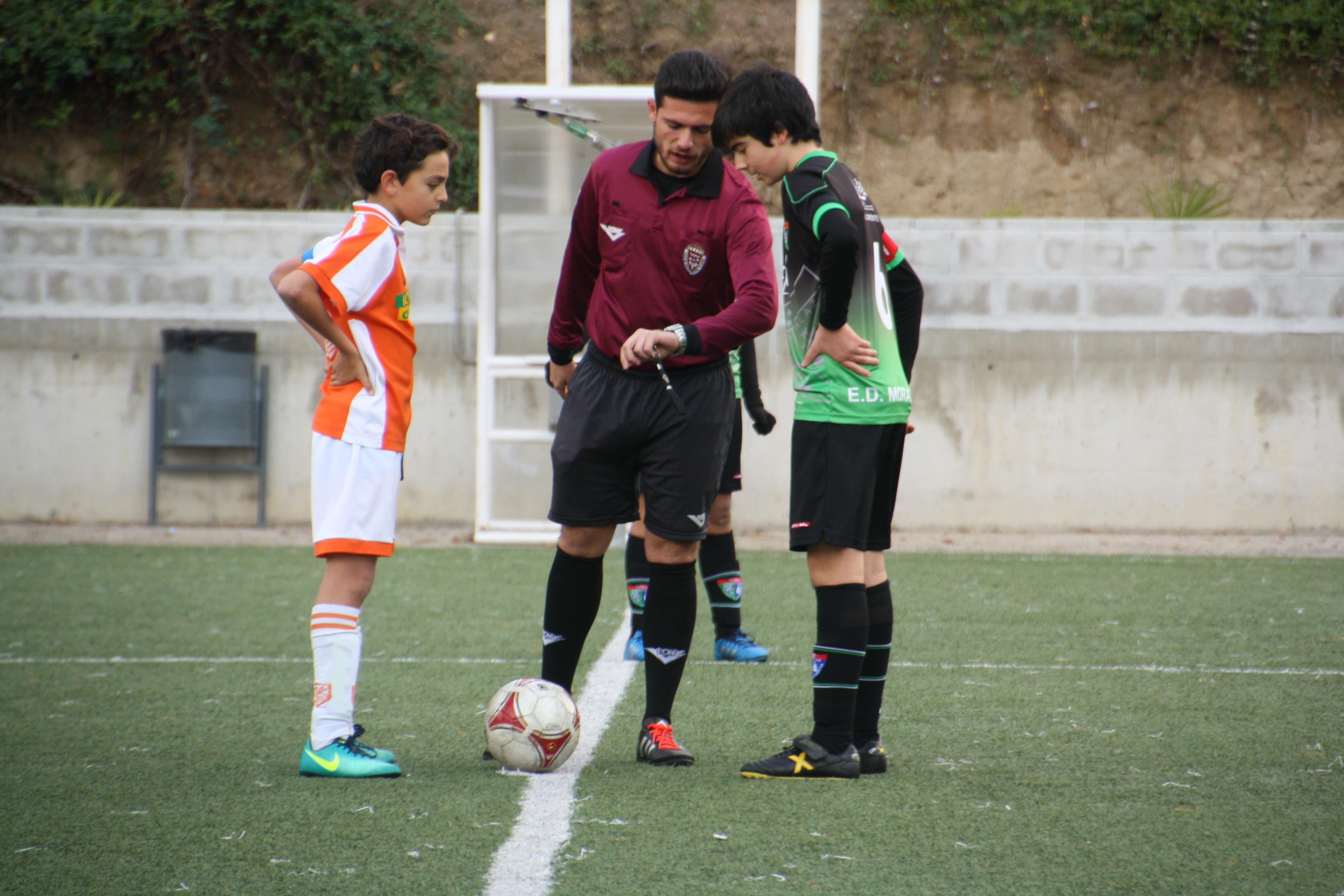 Fotos del partido CP Santa María del Pilar B 1 – 3 Infantil E
