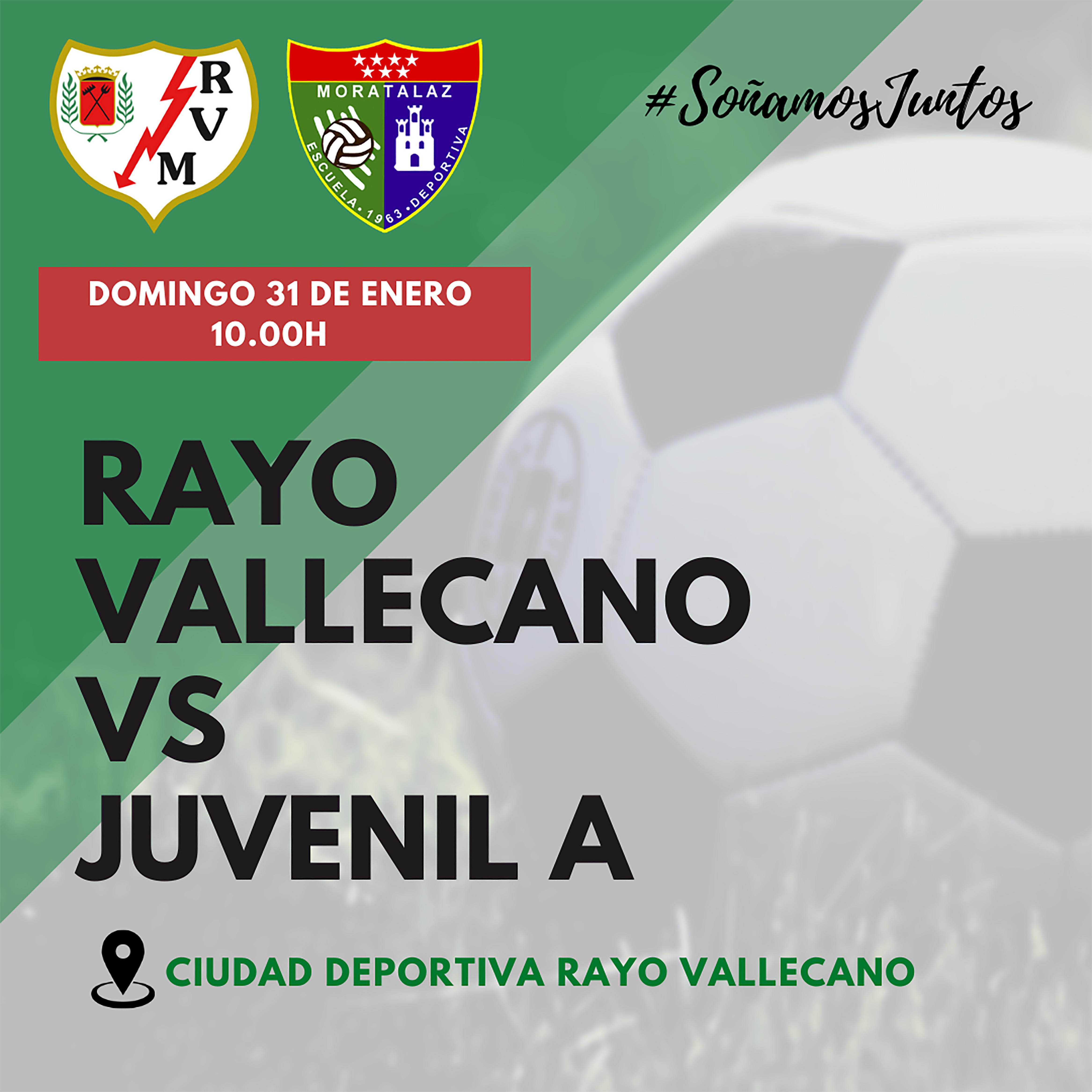 PREVIA | Rayo Vallecano – Juvenil A