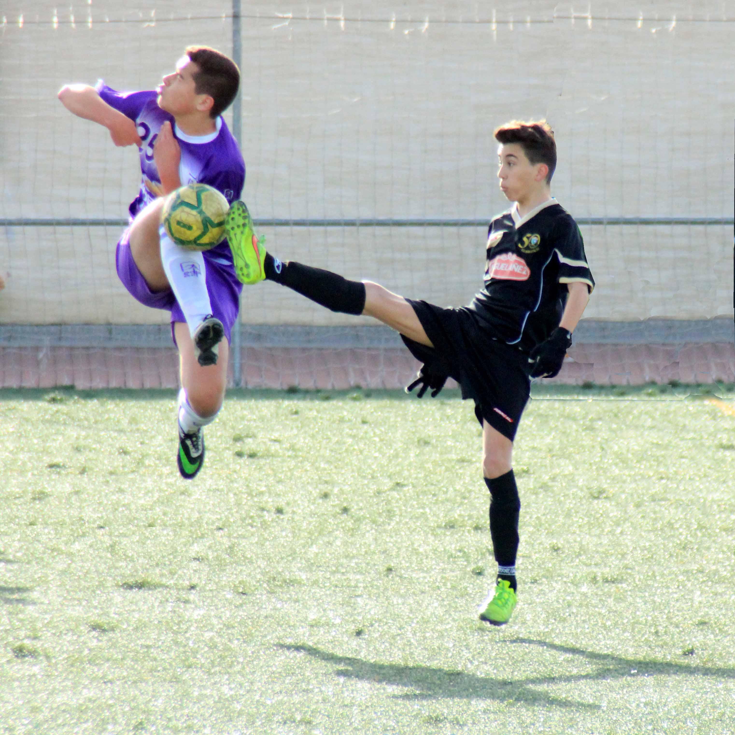 Crónica y fotos del ADPI Rivas 0 – 1 Cadete B