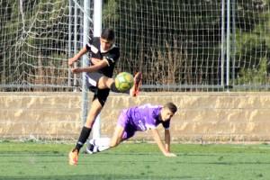 Gran victoria del Cadete B en Rivas