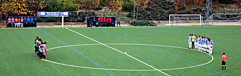 Fotos del partido Juvenil B 2 – 0 CD Leganés C