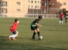 Fotos del partido Aula CF B 1-3 Infantil E