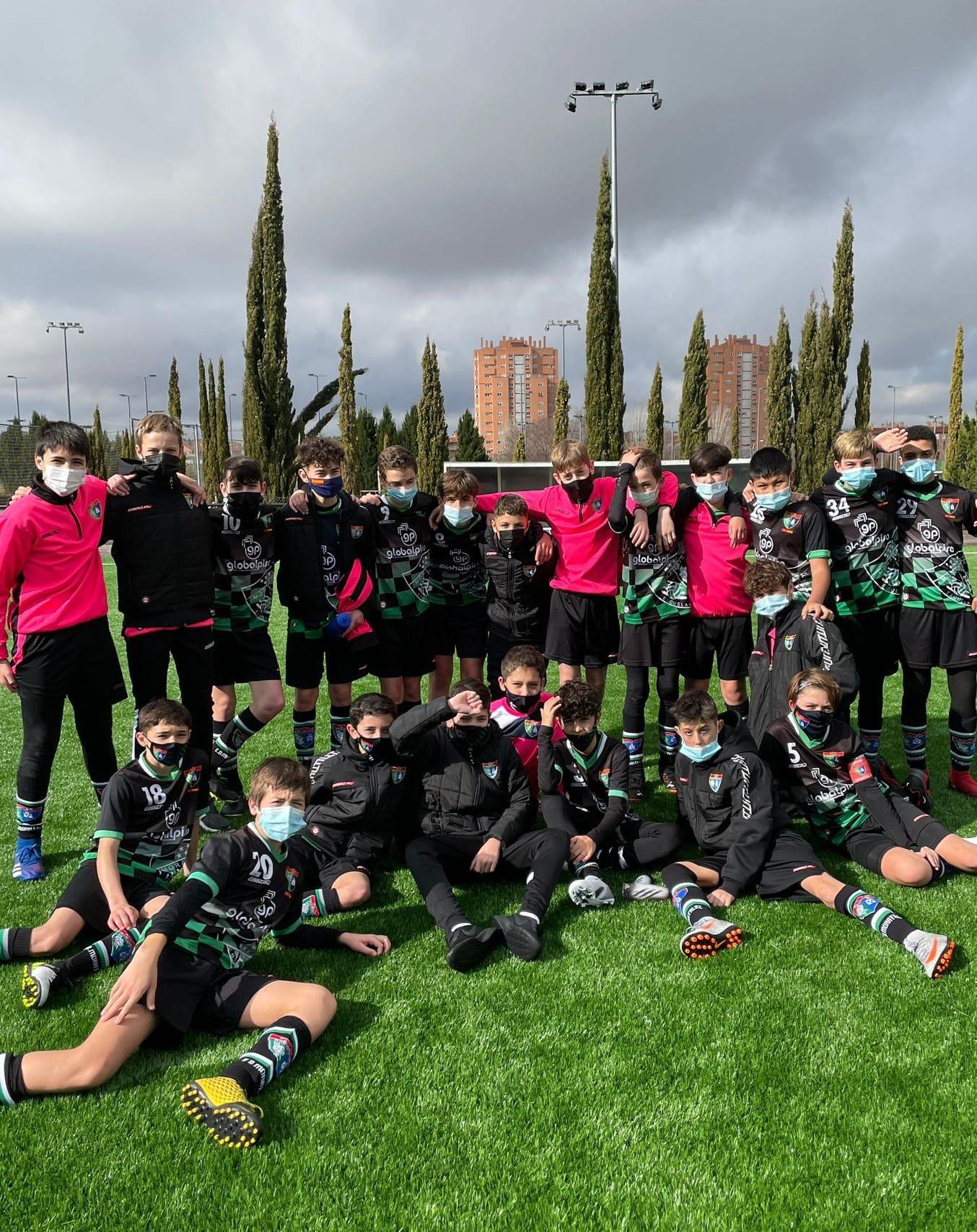 PREVIA   Infantil B – Periso Club de Fútbol