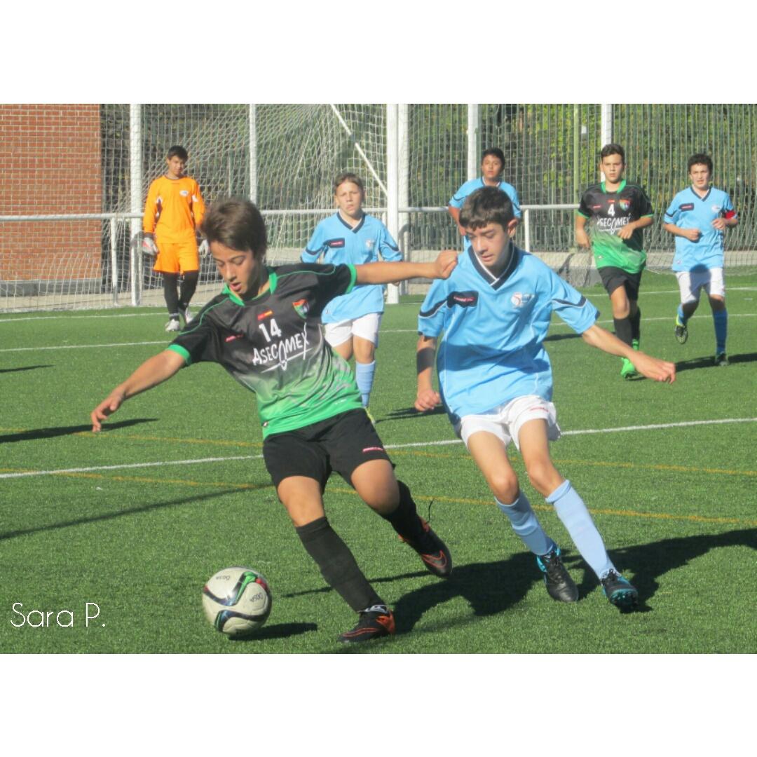 Fotos del partido de liga CD Dosa C 1 – 4 EDM Infantil E