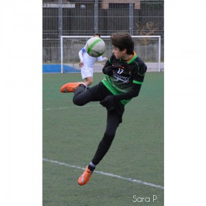 Fotos del partido de liga San Blas D 2 - 2 EDM Infantil E