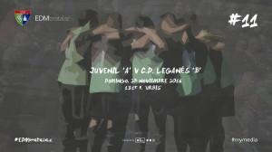 Juvenil A - CD Leganés Juvenil B
