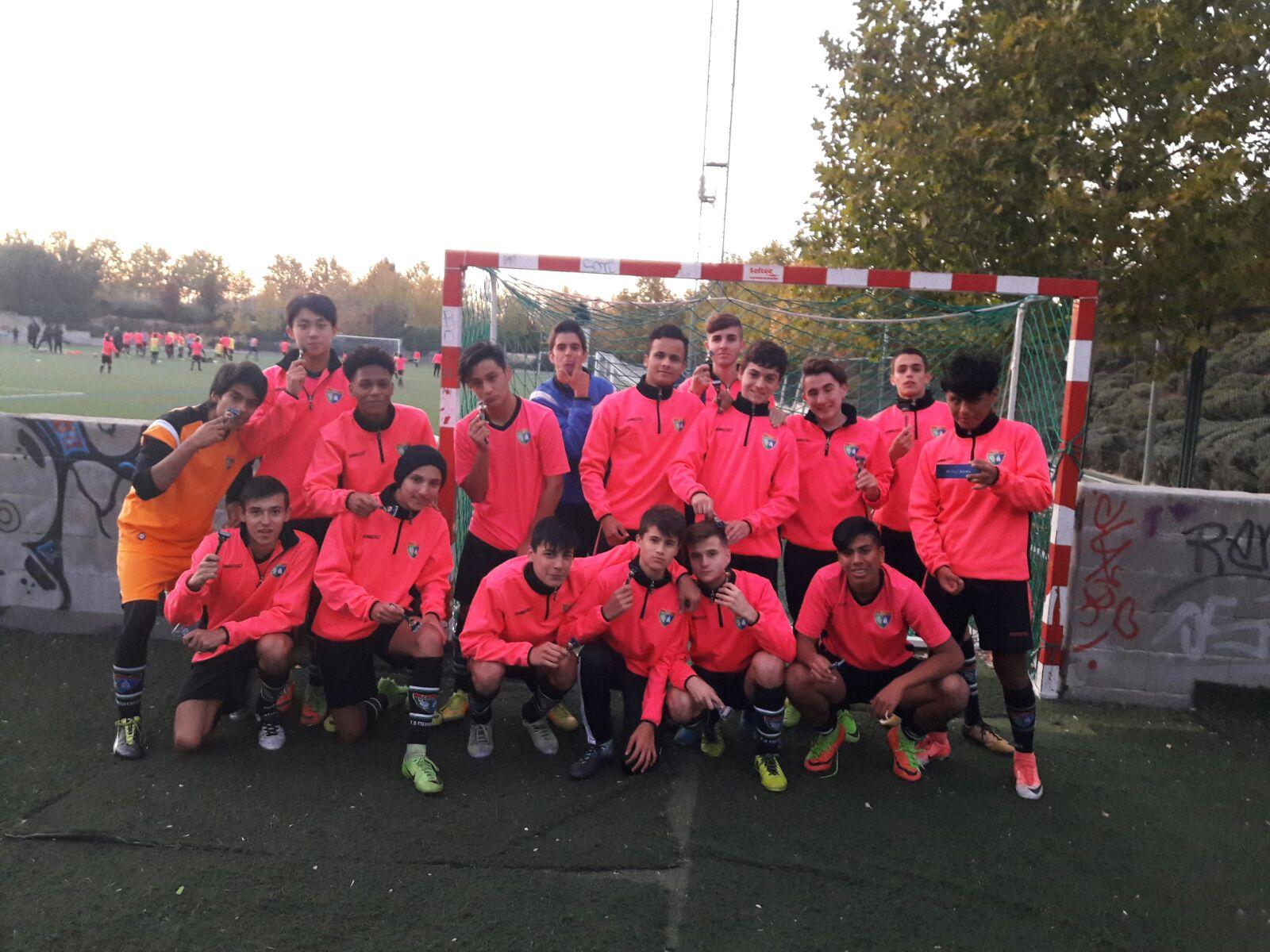 El Juvenil F cierra la temporada en el Urbis frente al colista