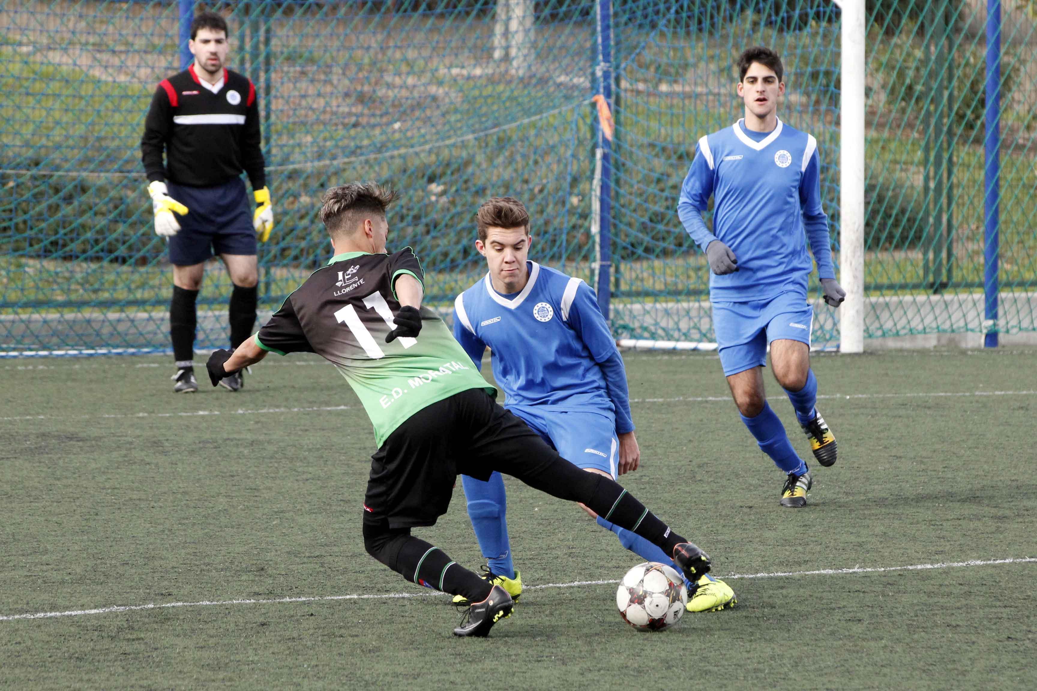 Fotos del partido de liga EDM Juvenil C 0 – 0 Unión Valleaguado A