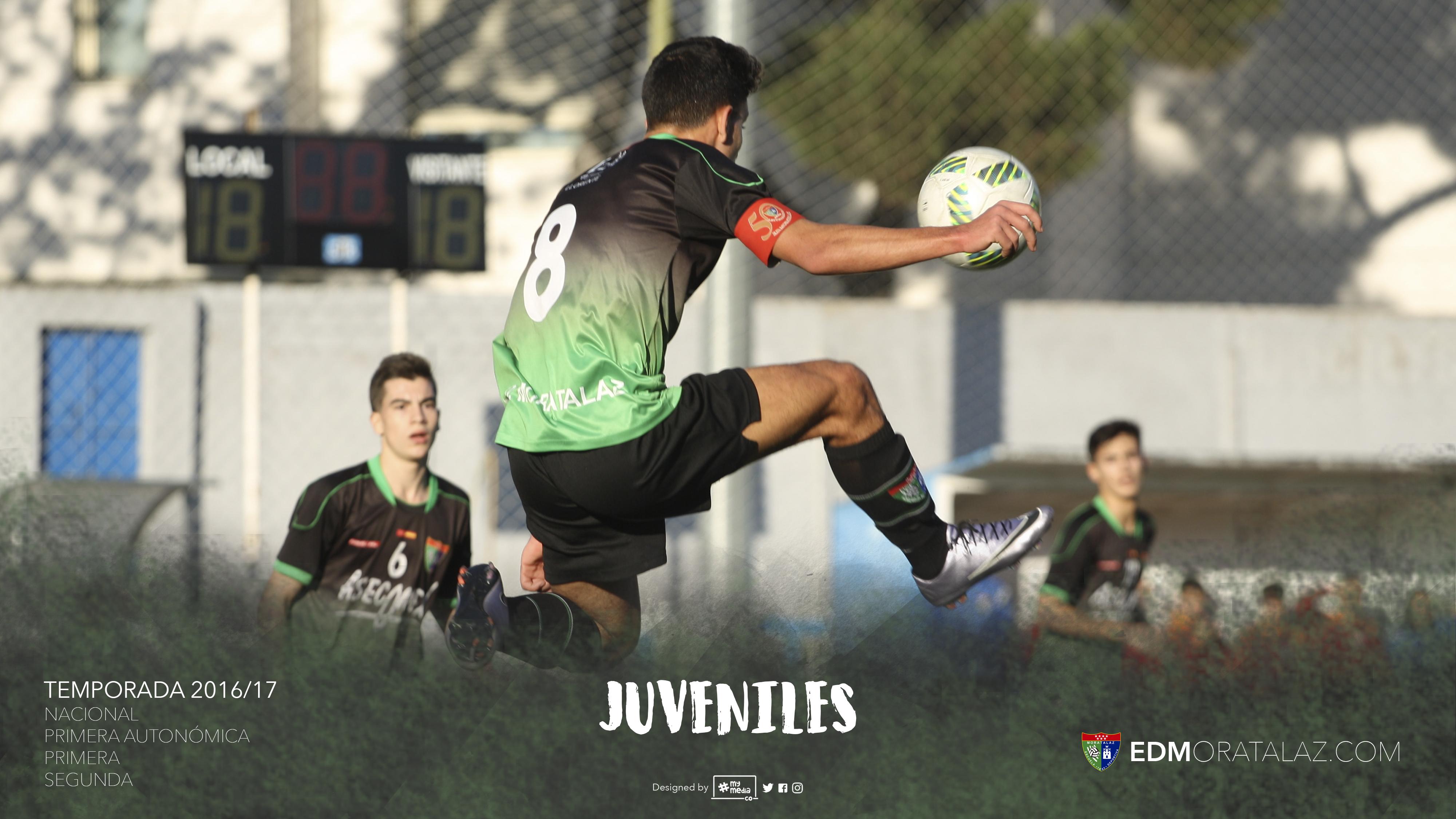 Juveniles: resumen de la Temporada 2016/17