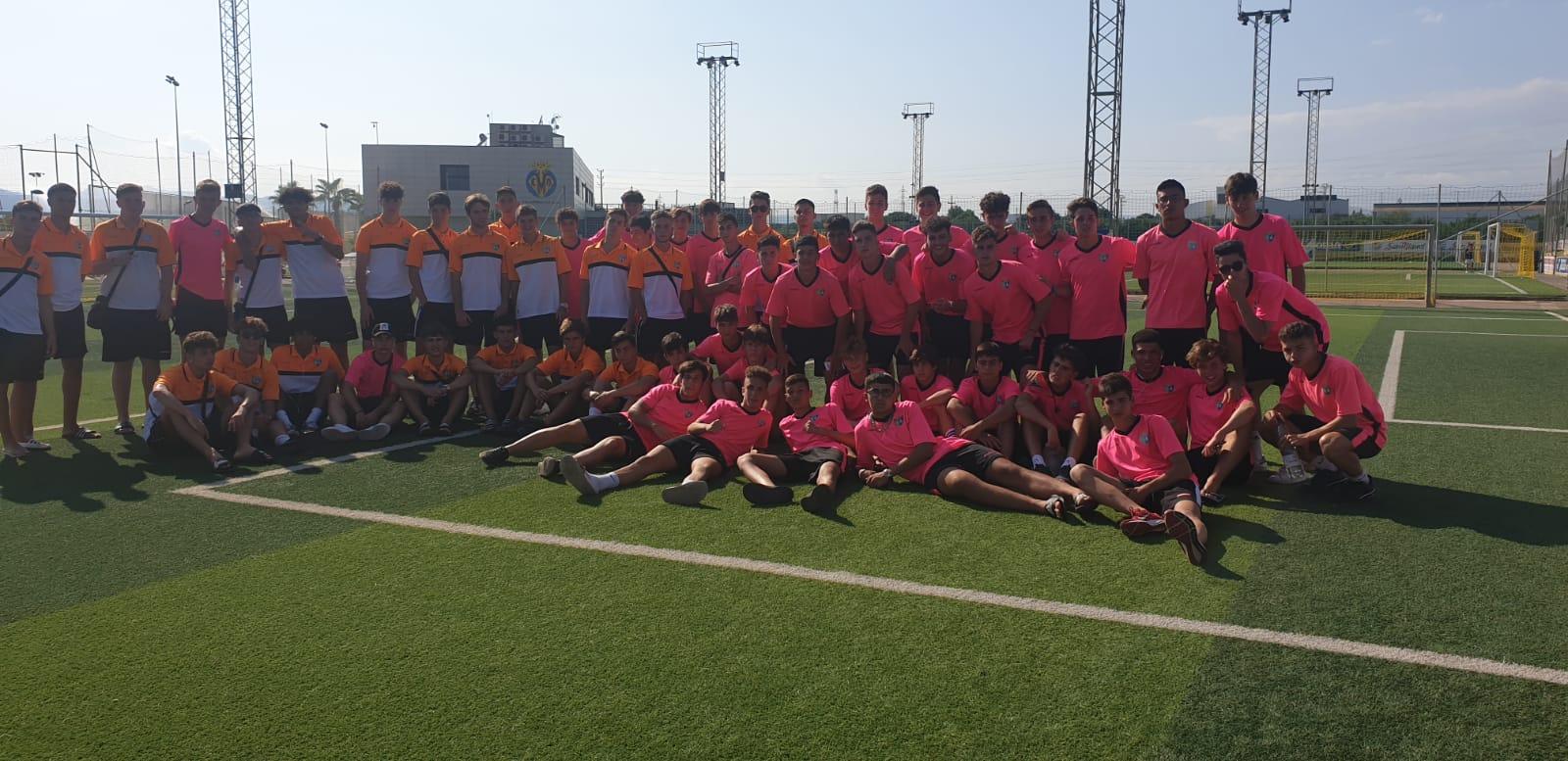 Último día de nuestros chicos en Castellón