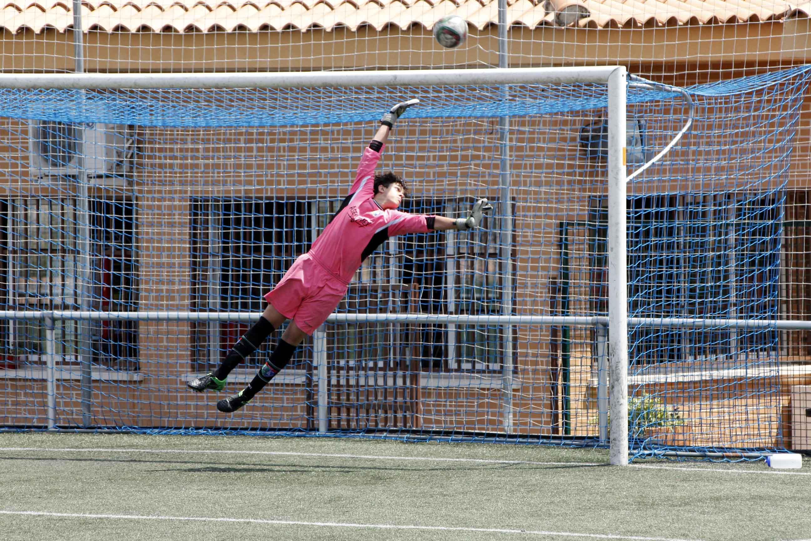 Fotos del partido de liga AD Illescas A 3 – 4 EDM Cadete A