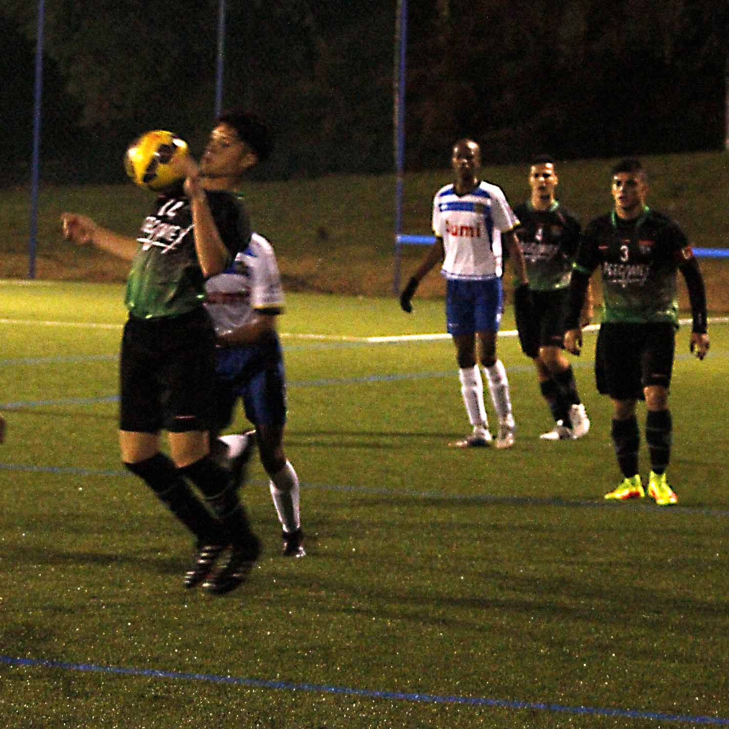 Fotos del partido Juvenil B 3 – 1 Ciudad de Getafe Sport Club A