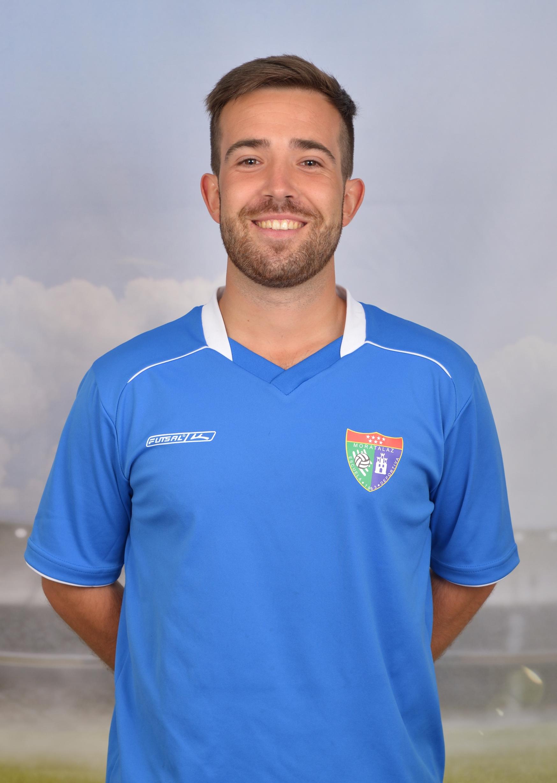 """Francisco Bernabé: """"Creo que la ED Moratalaz es un gran club en el que puedo crecer y desarrollarme como técnico"""""""