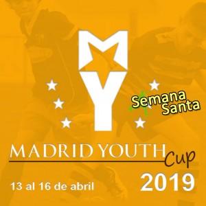 Equipos juegan la Madrid Youth Cup