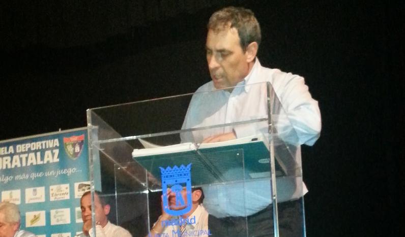 Mariano Martínez, candidato a presidente de la EDM: «Nuestro objetivo es que los chicos puedan seguir disfrutando de su pasión»