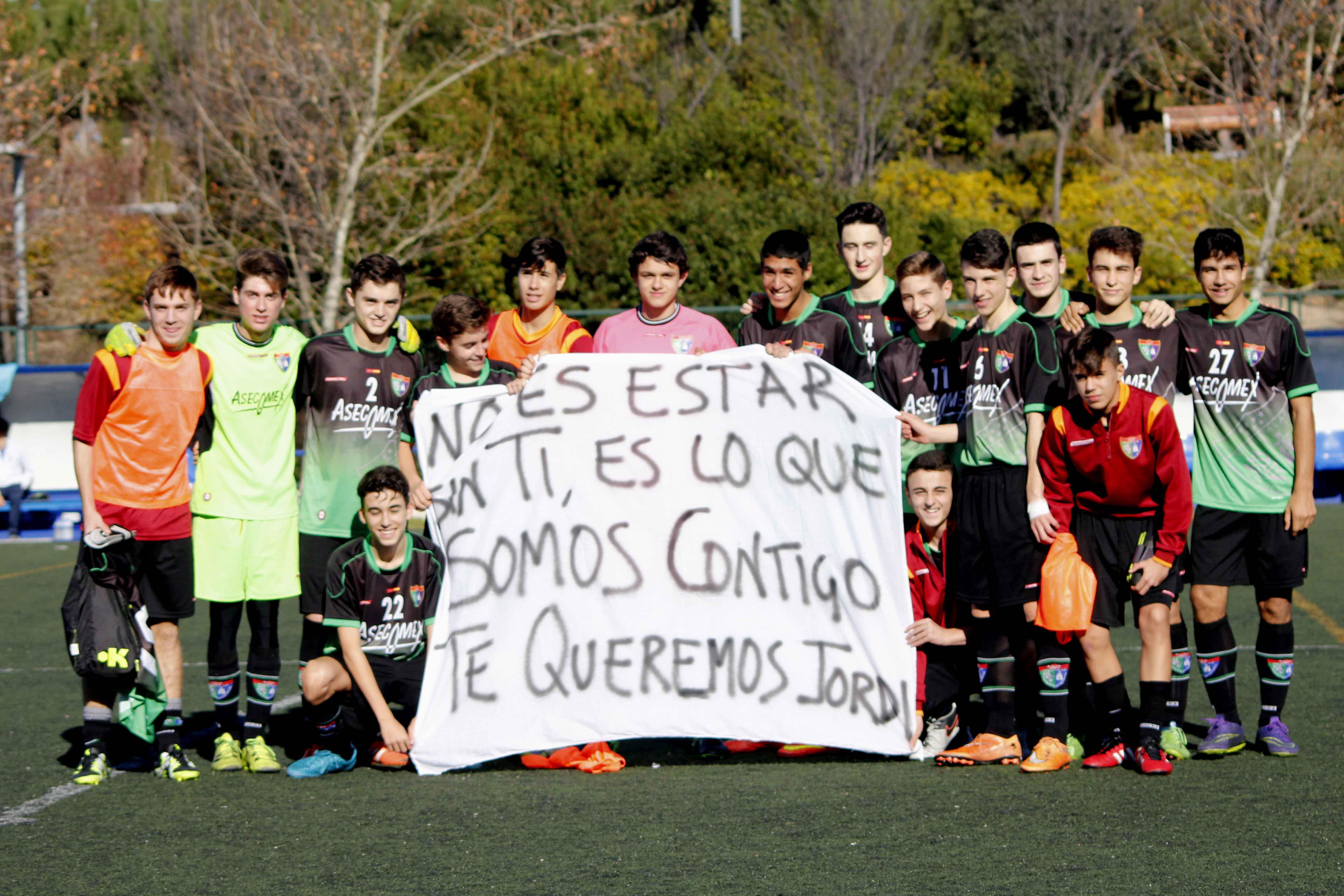 Fotos del partido de liga EDM Cadete A 3 – 1 Illescas A