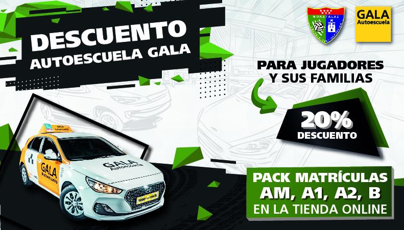 Patrocinadores | Promoción de Autoescuela Gala para la EDM