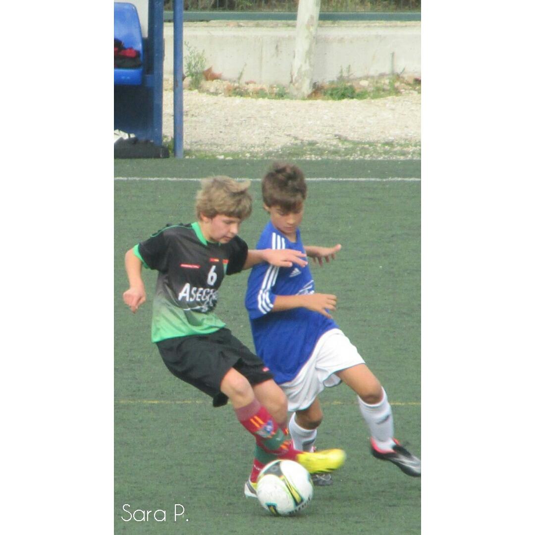 Fotos del partido de liga EDM Infantil E 2 – 2 CD Ford B