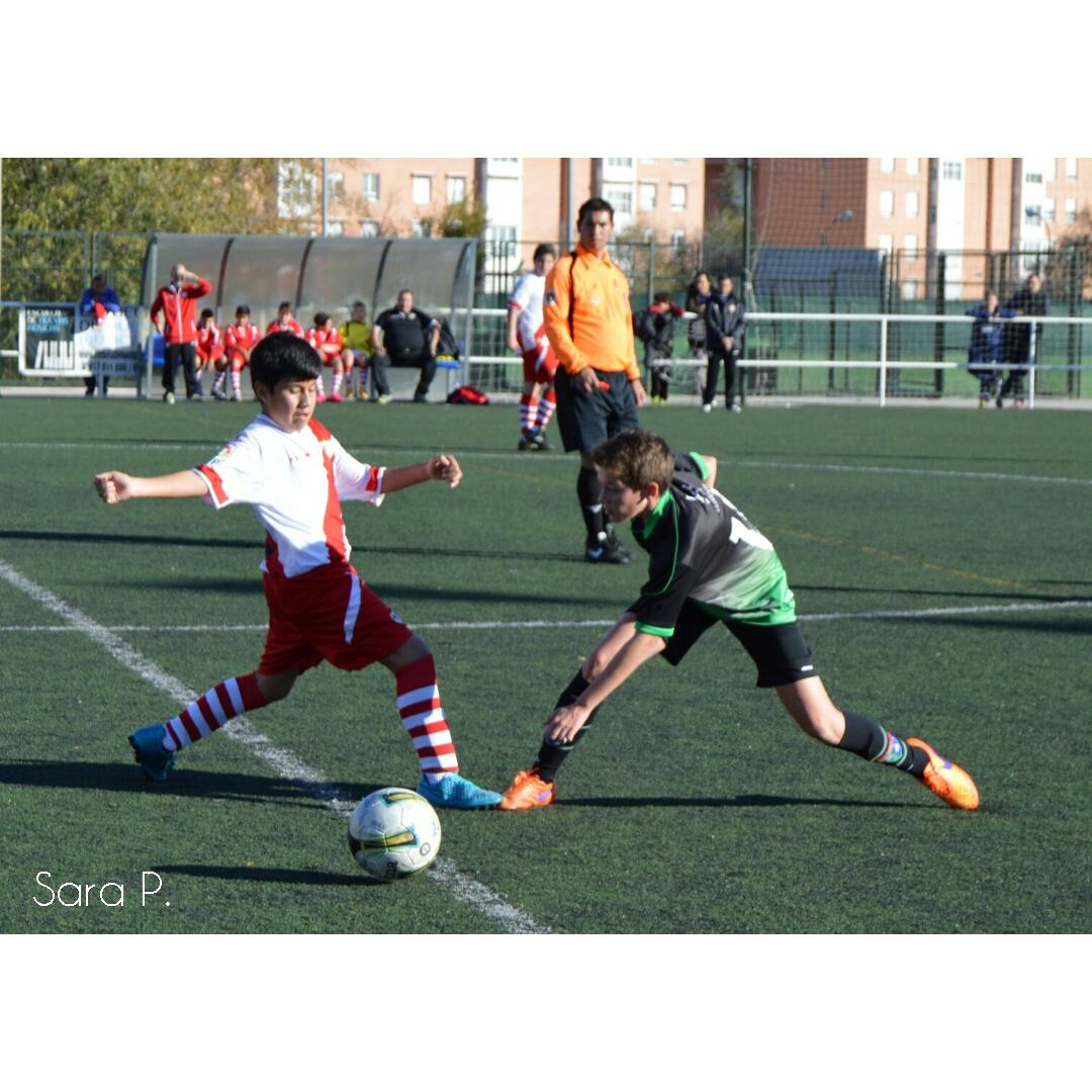 Fotos del partido de liga EDM Infantil E 4 – 0 Fundación Rayo Vallecano G