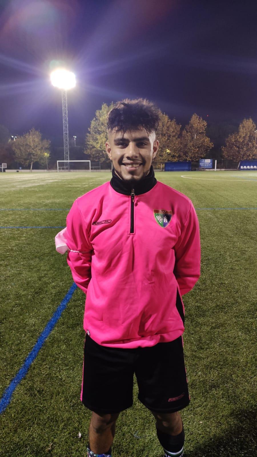 ENTREVISTA | Nabil: «Con la plantilla que veo y lo competitiva que es, me veo con el equipo en lo más alto»