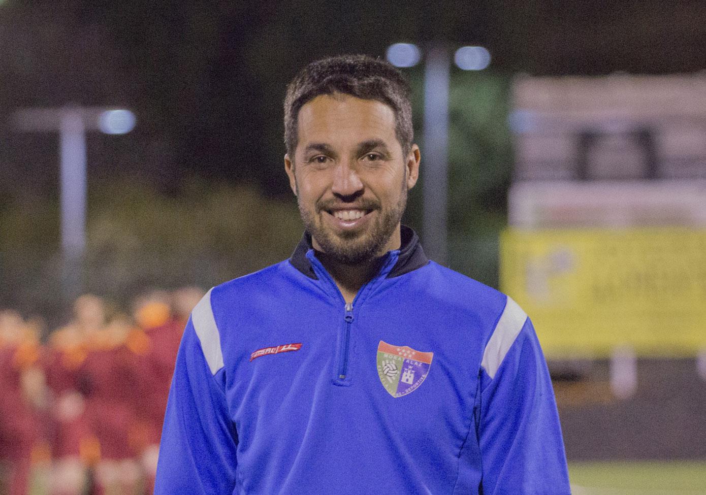 Nauzet Santana continuará como entrenador del Aficionado B