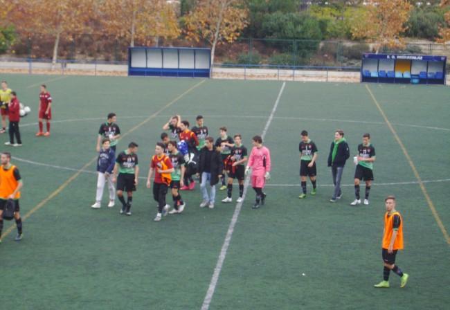 Crónica y fotos del partido de liga EDM Juvenil D 3 - 1 Parque Sureste
