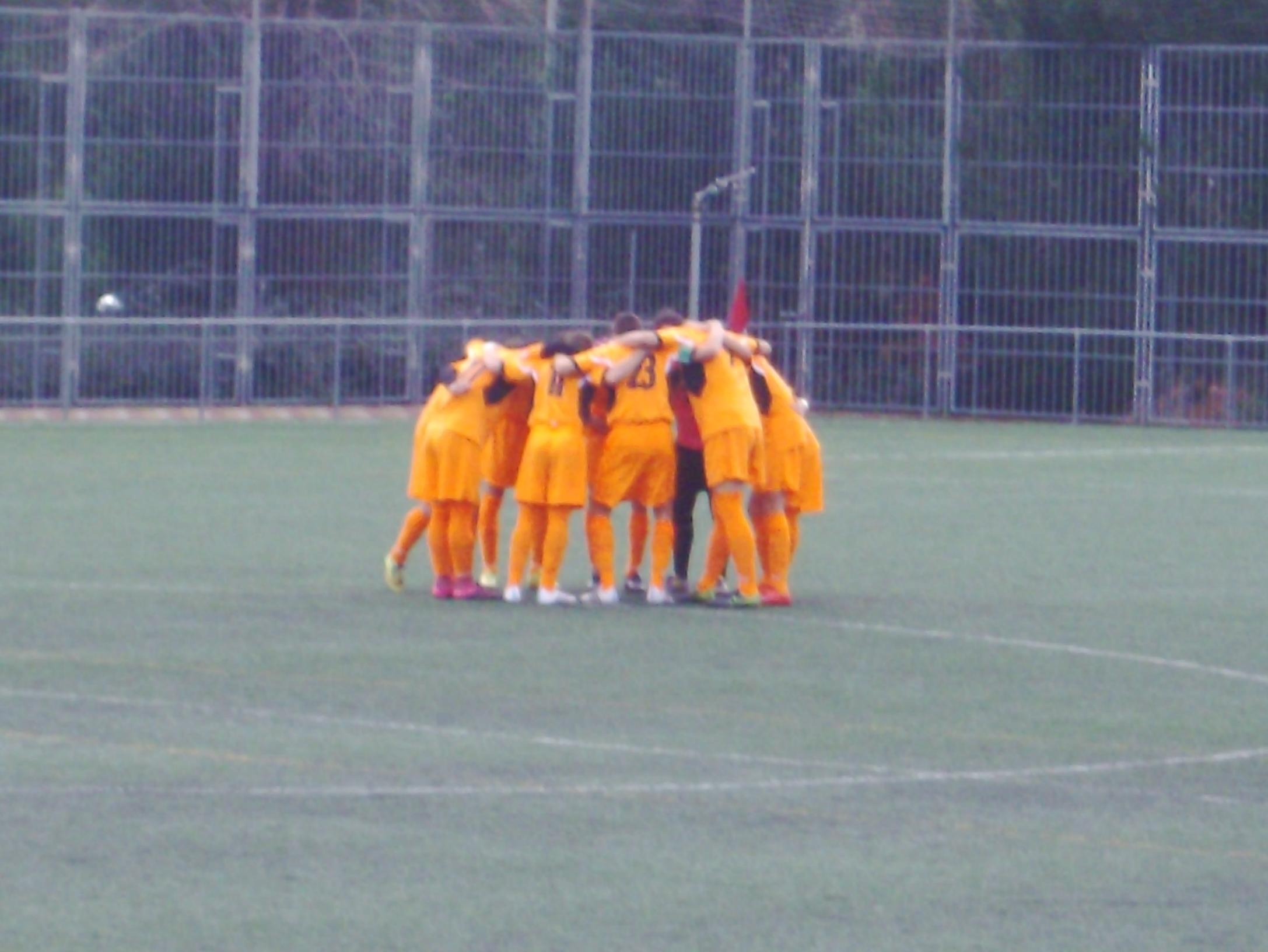 Crónica y fotos del partido de liga Rivas Vaciamadrid A 0 – 2 EDM Juvenil D