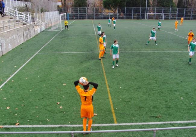 Foto del partido de liga Rivas VAciamadrid 0 - 2 EDM Juvenil D