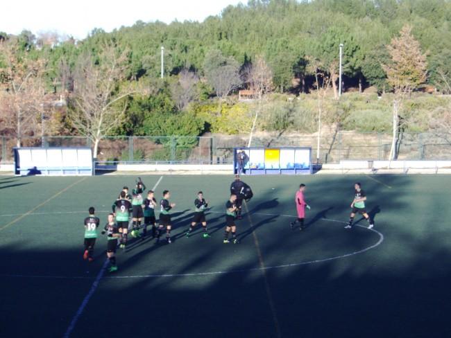 Foto partido liga EDmJuvenil D - Adepo Palomeras