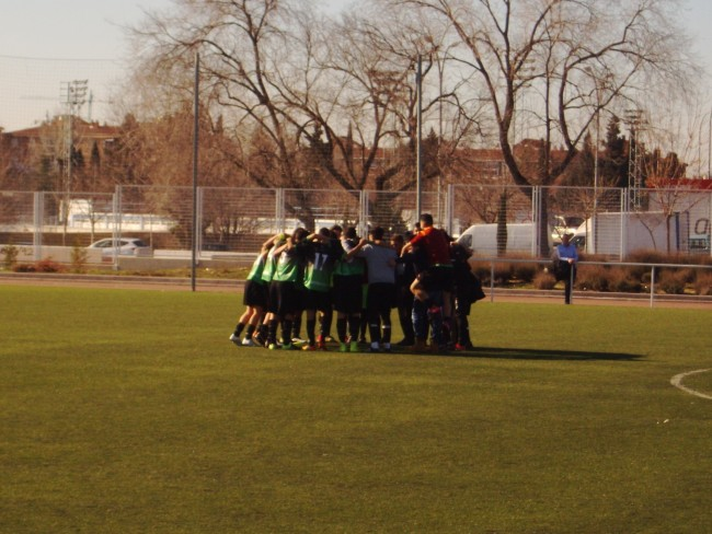 Foto del partido de liga F Rayo Vallecano A 0 - 1 EDM Juvenil D