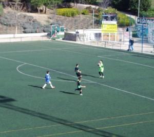 Foto delpartido de liga EDM Juvenil D - Vicálvaro C