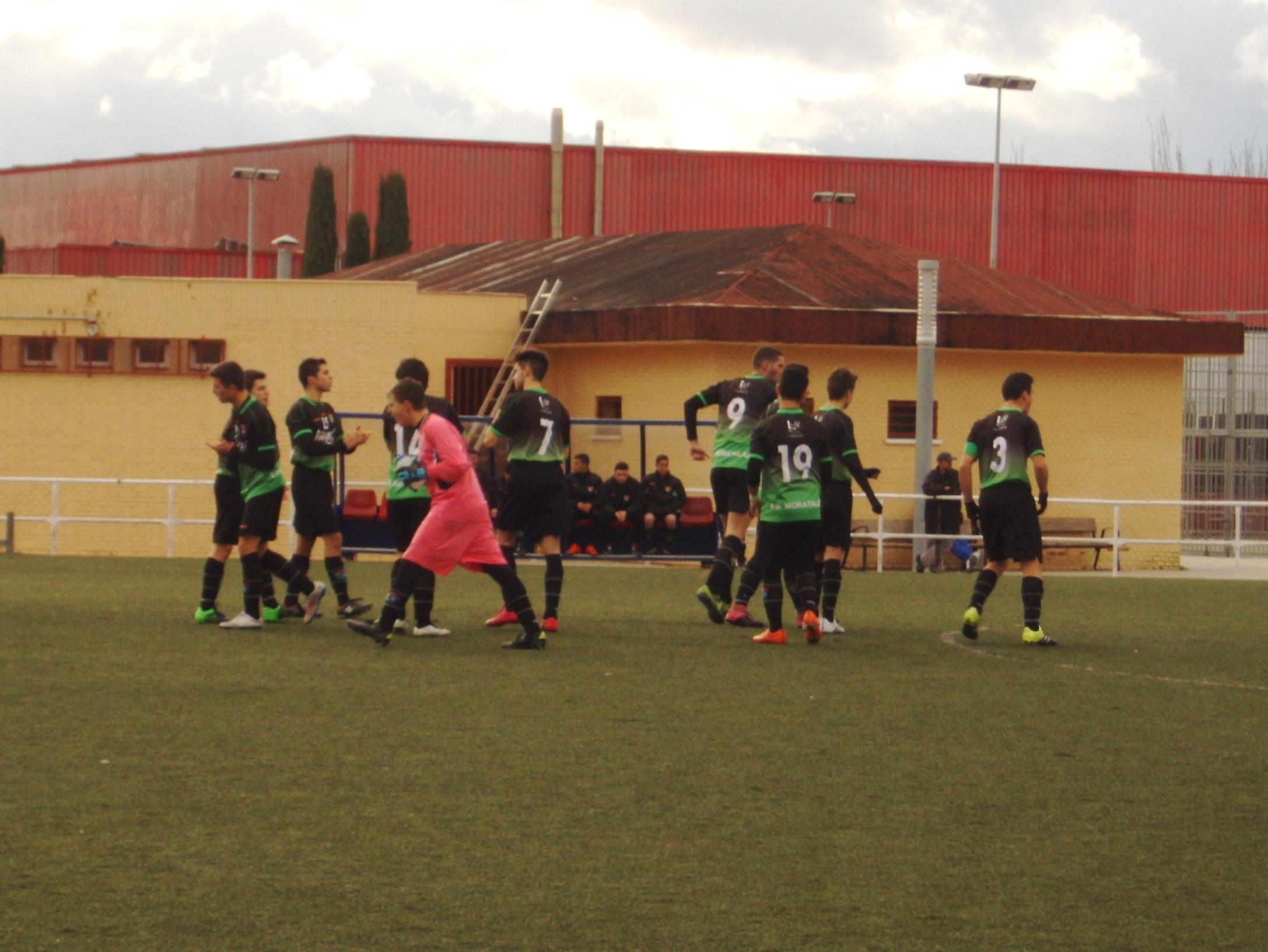 Crónica y fotos del partido de liga La Meca de Rivas 2 – 2 EDM Juvenil D